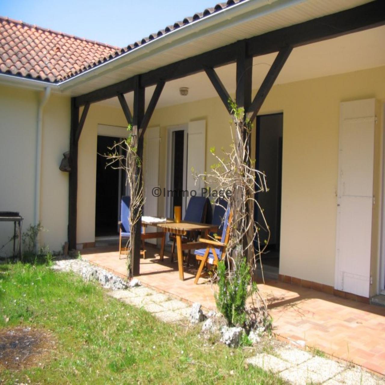 Image_1, Villa, Soulac-sur-Mer, ref :VILL 0163